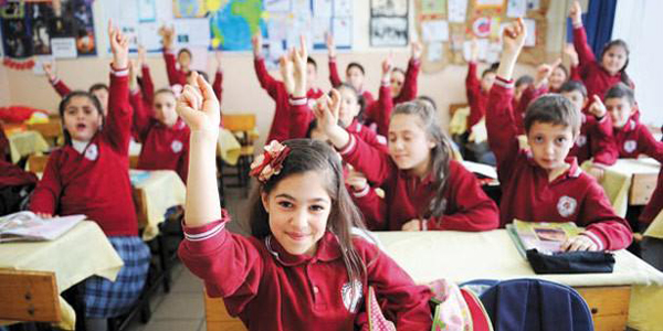 18 MİLYON ÖĞRENCİ BUGÜN DERS BAŞI YAPIYOR ...