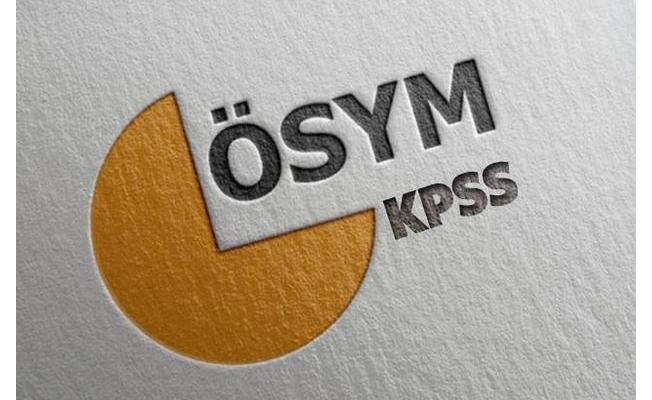 KPSS Lisans Geç Başvuru Alınacak