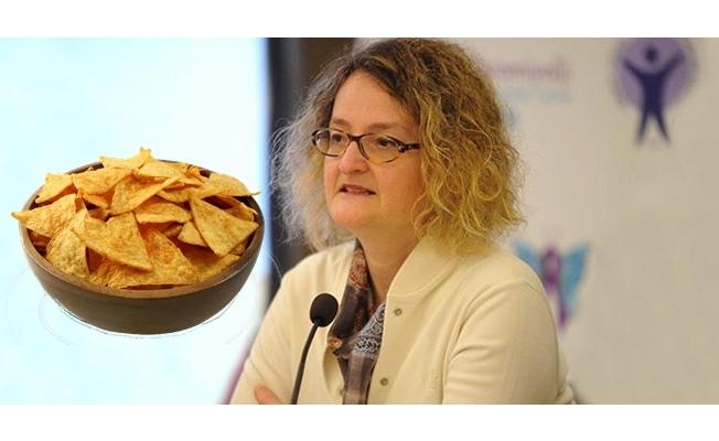 Prof. Dr. Ketenci: ''Cips, katkı maddeli gıdalar ve kızartmalar vücuttaki ağrıyı artırıyor''