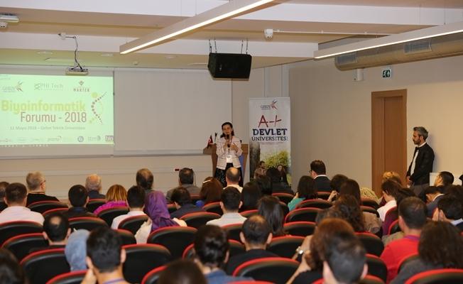 Türkiye Genom Projesi GTÜ'de konuşuldu