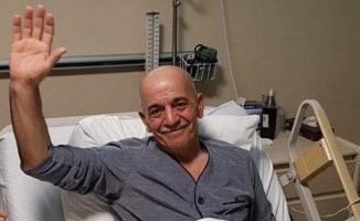 Dr. Mustafa Çalık'a şifa diliyoruz