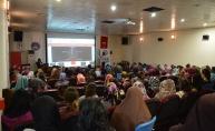 Lise ve Üniversite öğrencilerine bilgilendirme konferansları
