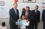 Kilis'te 23 bin Suriyeli öğrenci karne aldı
