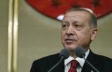 Başkan Erdoğan Şehit Yakınları ve Gazileri Ağırladı