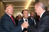Dünya Başkan Erdoğan ABD Başkanı Donald Trump'ın Tokalaşmasını Konuşuyor