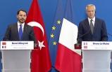 ABD'nin Yaptırımlarına Karşı Fransa'da Ortak Karar