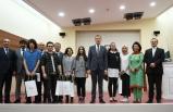 Bakan Selçuk, Cinnah Genç Yazarlar Kompozisyon Yarışması Ödül Töreni'ne Katıldı