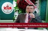 Anadolu Eğitim Sendikası Yeni Teşkilatlarla Büyüyor