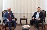 Genel Başkan, Milli Eğitim Bakanı Ziya Selçuk'u Ziyaret Etti
