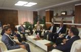 MEB Temel Eğitim Genel Müdürü Dr. Cem Gençoğlu, Genel Başkanımız Talip Geylan'ı Ziyaret Etti