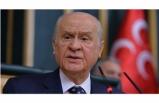 MHP Lideri Devlet Bahçeli'den Flaş Ceza İndirimi Açıklaması