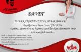 2018 Başöğretmenlik Onur Ödülü Cansel Güven'e