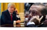 Cumhurbaşkanı Erdoğan İle Trump Suriye Meselesini Görüştü