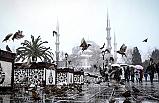 İstanbul'da Dün Başlayan Kar Yağışı Etkisini Sürdürüyor