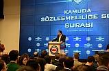 """Kamuda Sözleşmeliliğe Son Şurası""""nın Sonuç Bildirgesi Açıklandı"""