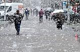 Marmara Bölgesinde Kuvvetli Kar Yağışı Bekleniyor