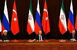 Türkiye, Rusya ve İran Liderleri, Suriye Gündemiyle Dördüncü Kez Bir Araya Gelecek