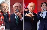 Liderler Uzun Süren Seçim Kampanyasında Yoğun Mesai Harcadı