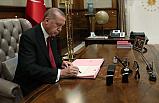 Cumhurbaşkanı Recep Tayyip Erdoğan 9 Üniversiteye Rektör Atadı