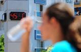 O Bölgede Sıcaklıklar 40 Dereceyi Aştı