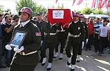 Şehit Uzman Onbaşı Mikail Candan Son Yolculuğuna Uğurlandı