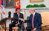 Trump'dan Katar Emiri'ne: Siz Çok Değerli Bir Müttefiksiniz