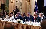 Cumhurbaşkanı Erdoğan, Doğu-Batı Enstitüsü'nce Düzenlenen Toplantıya Katıldı