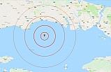 Marmara Denizi Açıklarında 4,6 Büyüklüğünde Deprem Meydana Geldi