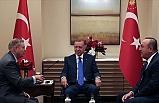 Türkiye Cumhurbaşkanı Erdoğan, ABD Senatörü Graham'ı Kabul Etti