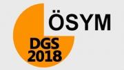 2018-DGS Geç Başvuru Alınacak