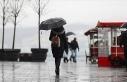 Meteorolojiden Peş Peşe Uyarı Çok Kuvvetli Yağış...