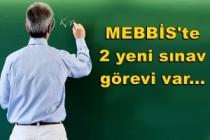 MEB iki yeni sınav görevini öğretmenlerin tercihine açtı