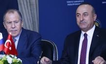 Çavuşoğlu İle Lavrov'dan Ortak Basın Toplantısı ve İdlib Mesajları
