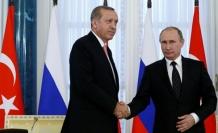 Cumhurbaşkanı Erdoğan İle Rusya Devlet Başkanı Putin İle Görüştü