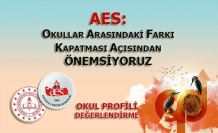 AES: Okullar Arasındaki Farkı Kapatması Açısından Önemsiyoruz