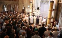 İlhan Varank ve Tüm Şehitler İçin Şehzadebaşı Camisi'nde Anma Programı Düzenlendi