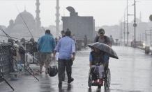 İstanbul İçin Kuvvetli Sağanak ve Gök Gürültülü Sağanak Bekleniyor