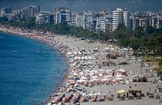 Antalya Turizmde Yüzde 17 Büyüdü