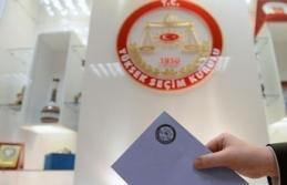 Yüksek Seçim Kurulu 24 Haziran 2018'deki Seçimlerin...