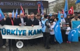 Çin'in Doğu Türkistan Zulmü Kamusen İstanbul...