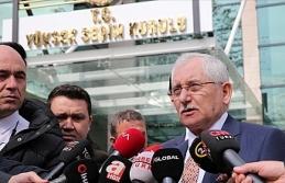 İstanbul Seçim Sonuçları 2019: YSK Başkanı Sadi...