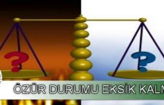 EŞİ MEB'DE ÇALIŞAN ÖĞRETMEN ELİNİ TAŞIN ALTINA...