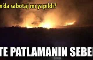 İŞTE 25 ASKERİN ŞEHİT OLDUĞU AFYON PATLAMASININ...