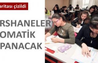 DERSHANELERİ KENDİLİĞİNDEN KAPATACAK FORMÜL...