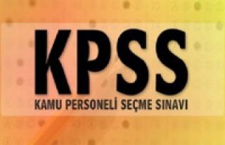 KPSS ORTA ÖĞRETİM VE ÖN LİSANS GİRİŞ BELGELERİ...