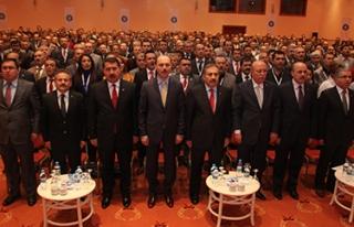 TÜRK EĞİTİM - SEN İLÇE TEMSİLCİLERİ TOPLANTISI...