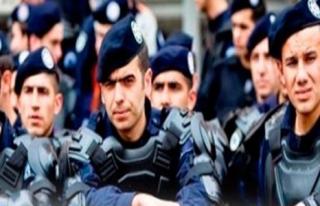 POLİSLERDE HARP MALÜLÜ SAYICAK !