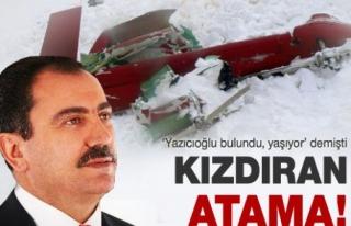 BBP'LİLERI KIZDIRAN ATAMA