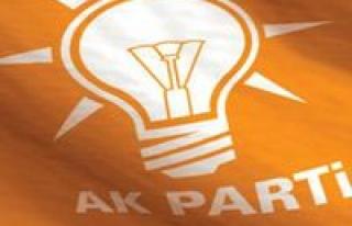 AK PARTİ'DEN YEREL SEÇİM HAMLESİ