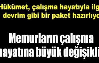 -MEMUR PART-TİME ÇALIŞABİLECEK